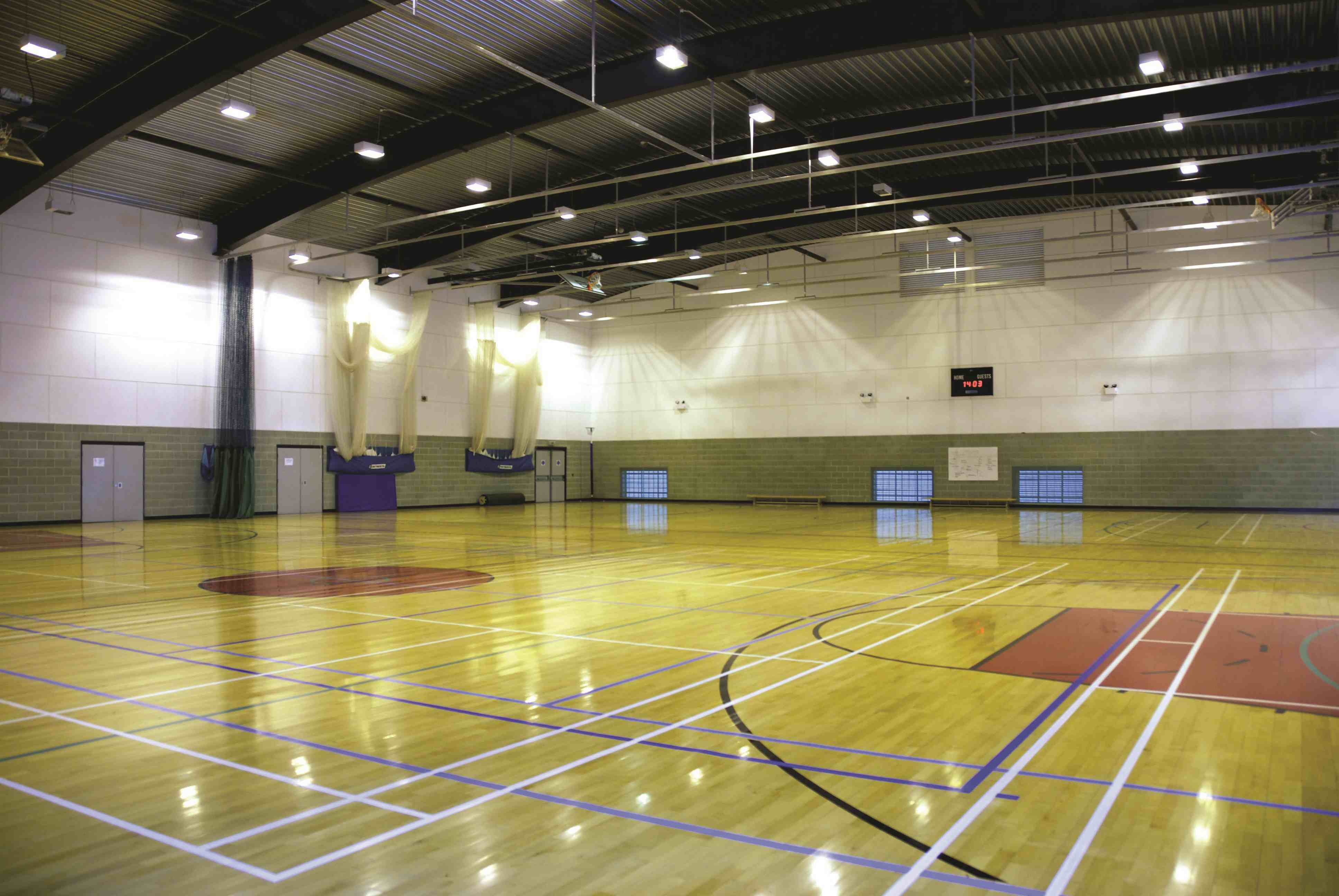 017. Sports Hall