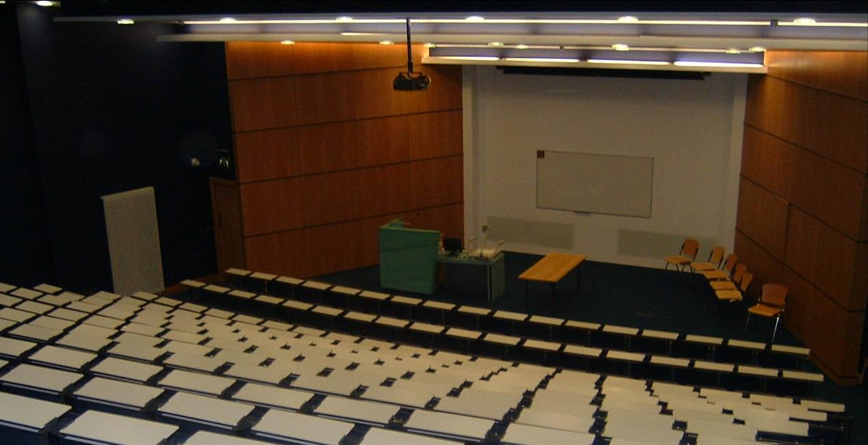 lecture theatre in GMIT