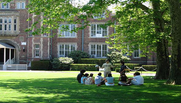 WAGNER college gardens
