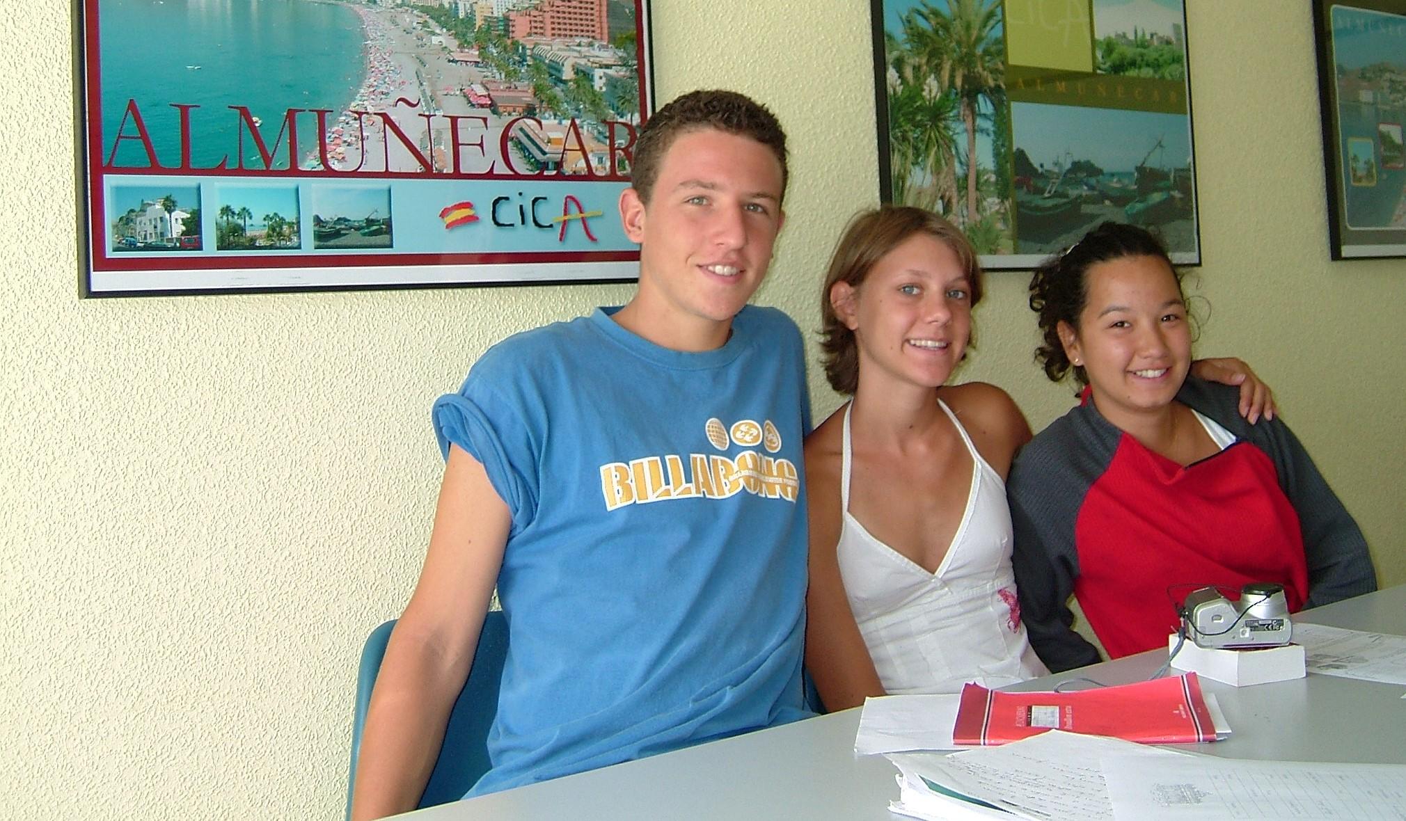 classroom_CICA Almuñécar