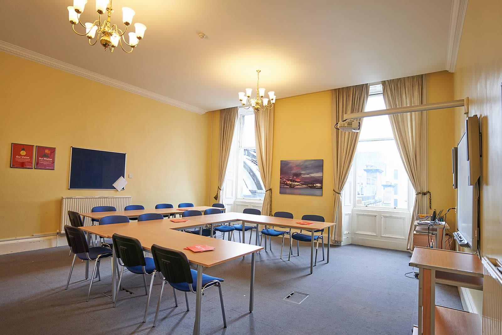 BSC Edinburgh Classroom 1-min