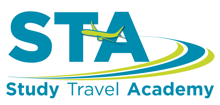 Logo Study Travel Academy